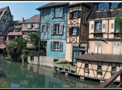 Wallpapers Trips : Europ Colmar Petite Venise