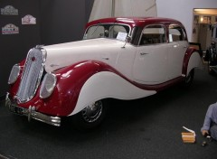 Fonds d'�cran Voitures Panhard Dynamic