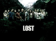 Fonds d'cran Sries TV promo saison 2 lost