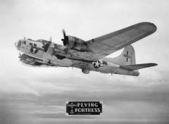 Fonds d'�cran Avions b17
