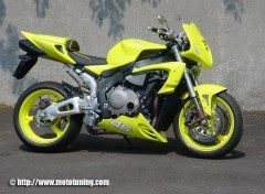 Fonds d'�cran Motos CBR 1000