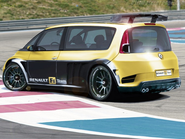 wallpapers cars wallpapers renault espace f1 team paul. Black Bedroom Furniture Sets. Home Design Ideas