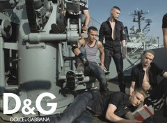 Fonds d'�cran Grandes marques et publicit� D&G wallpaper 6