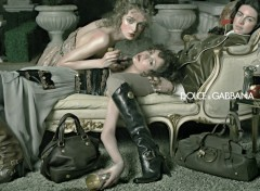 Fonds d'�cran Grandes marques et publicit� D&G wallpaper 7