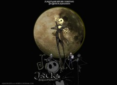 Fonds d'�cran Cin�ma Jack Skellington