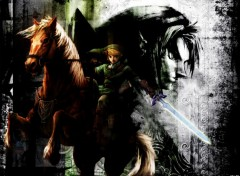 Fonds d'�cran Jeux Vid�o Twilight Princess