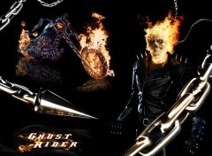 Fonds d'�cran Cin�ma ghost rider