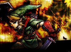 Fonds d'�cran Jeux Vid�o The Legend of Zelda Twilight Princess