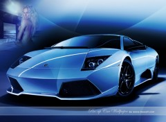Fonds d'cran Voitures Lamborghini by bewall.com