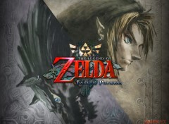 Fonds d'�cran Jeux Vid�o Zelda Twilight Princess