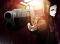 Wallpapers Cartoons Ergo Proxy !!