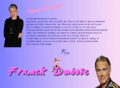 Fonds d'cran Clbrits Homme Franck Dubosc