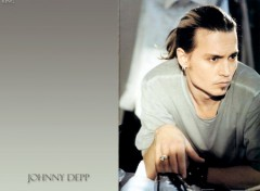 Fonds d'�cran C�l�brit�s Homme Johnny Depp