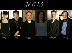 Fonds d'�cran S�ries TV NCIS