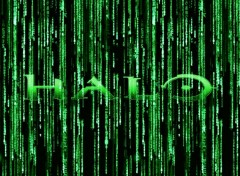 Fonds d'�cran Jeux Vid�o Halo Matrix