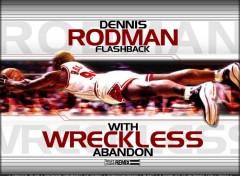 Wallpapers Sports - Leisures Dennis Rodman