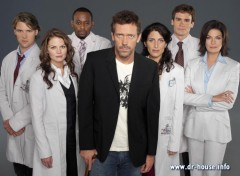 Fonds d'�cran S�ries TV Dr House 2