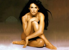 Wallpapers Celebrities Women Demi Moore