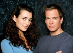 Fonds d'�cran S�ries TV NCIS Tony & Ziva