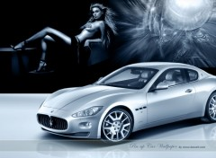 Wallpapers Cars Maserati 2007 by bewall
