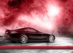 Wallpapers Cars Mercedes supercar by bewall