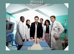 Fonds d'�cran S�ries TV House cast