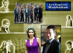 Wallpapers TV Soaps Les Experts