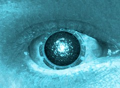 Fonds d'�cran Art - Num�rique Eye of the stargate
