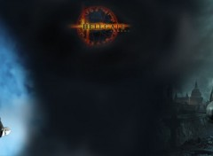 Wallpapers Dual Screen Hellgate
