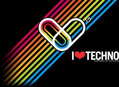 Wallpapers Music I Luv Techno