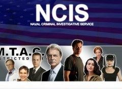 Fonds d'�cran S�ries TV NCIS Cast Halo Season 3 v2