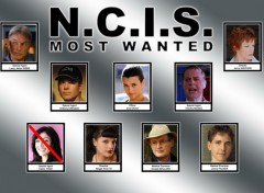 Fonds d'�cran S�ries TV NCIS Most Wanted