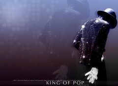 Fonds d'cran Musique King Of Pop