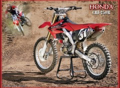 Fonds d'�cran Motos CRF-250R