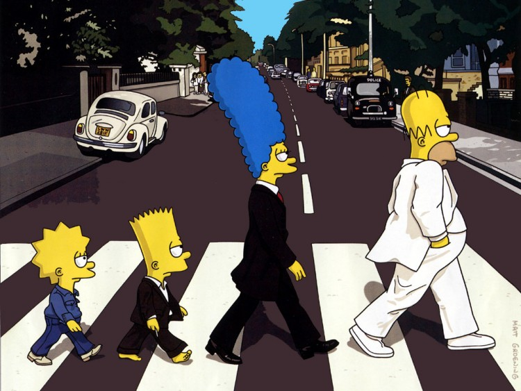 Fonds d'cran Dessins Anims Les Simpsons Wallpaper N174886