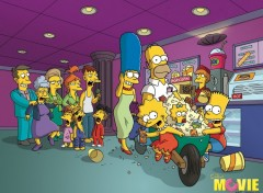 Fonds d'�cran Dessins Anim�s les simpsons