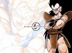 Fonds d'�cran Grandes marques et publicit� Cyberbru.com - Wallpaper 3 - Theme Dragon Ball