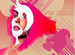 Wallpapers Digital Art pop dream