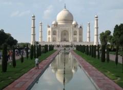 Fonds d'�cran Voyages : Asie Taj Mahal