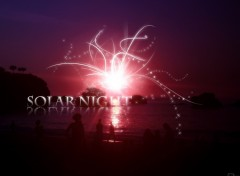 Wallpapers Digital Art Solar night
