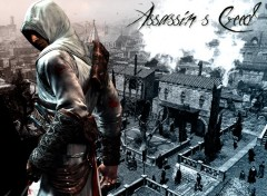Fonds d'�cran Jeux Vid�o Assassin's Creed in town