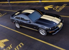 Fonds d'cran Voitures Ford Mustang Shelby GT-H 2