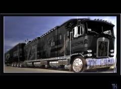 Fonds d'�cran Transports divers Truck concept TH