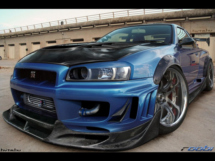 Wallpapers Cars Skyline nissan skyline gtr