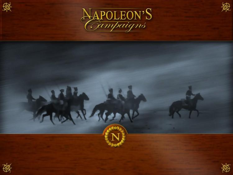 Наполеон: Эпоха завоеваний -Вышедшая в 2007-м гранд-стратегия Napoleon's Ca