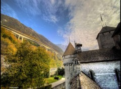 Fonds d'�cran Voyages : Europe Chillon 1