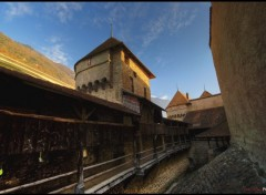 Fonds d'�cran Voyages : Europe Chillon 2