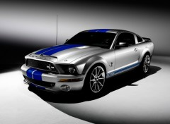 Fonds d'cran Voitures Ford mustang shelby