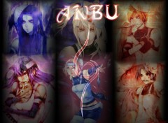 Fonds d'cran Manga Anbu Next Gen