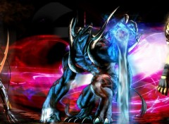 Wallpapers Dual Screen Bloody Roar